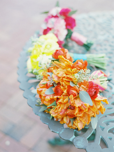 Bouquets by JM Flora Design….photography by Amelia Johnson!