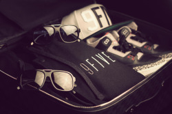 9fiveeyewear:  On the road again. #9five Fronts.