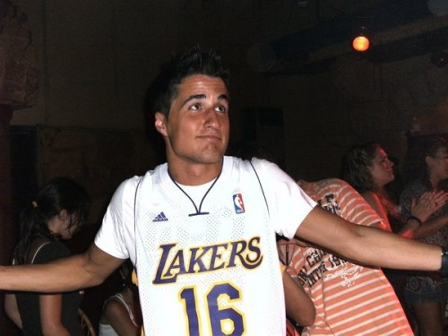 Lakers fan? Seriously Jorge!?