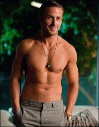 I'm pretty sure Ryan Gosling didn't get this body sitting on the couch!!