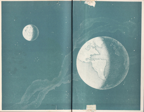 "Endpages ""Real Book of Stars"" by Calsidyrose on Flickr."