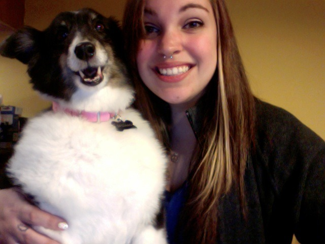 just havin' a photoshoot wiff my puppygirl<3