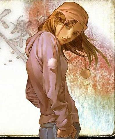 "Who loves them some Molly?!  Molly Hayes, from Runaways (comic) ""The little one"""