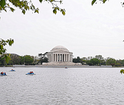 Jefferson Memorial on Flickr.
