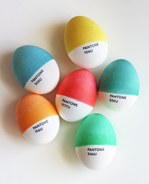 Love these!  Pantone are our business.   nevver:  Pantone