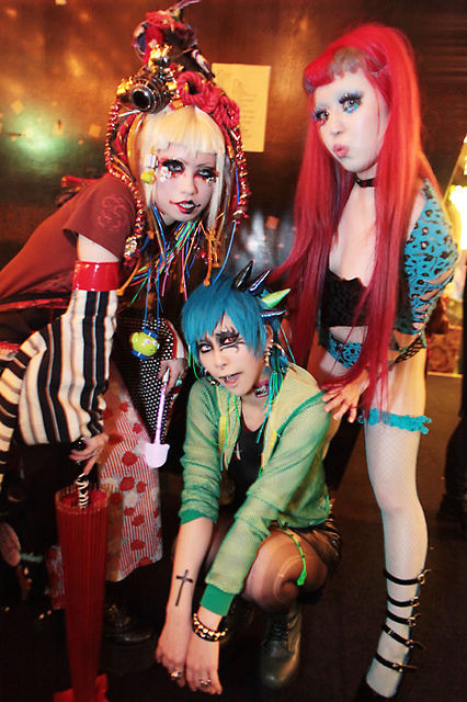 with aRaTa & Wonka(Photo:nao)