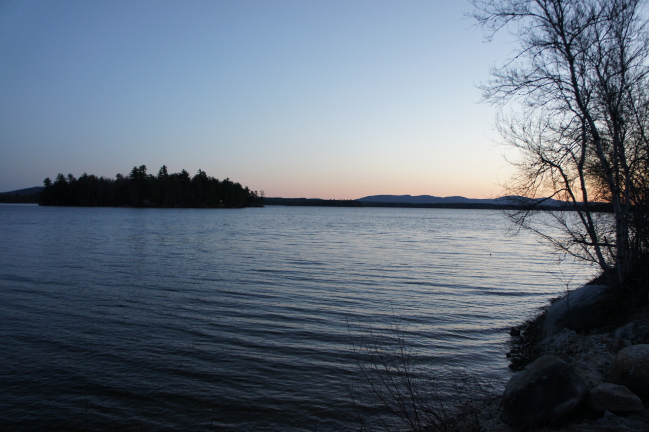 New Hampshire is beautiful (Wolfeboro) #picturesfromtheroad #PFTR