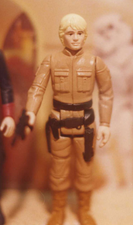 1980 Kenner Toy Fair? - ESB Luke Skywalker Bespin