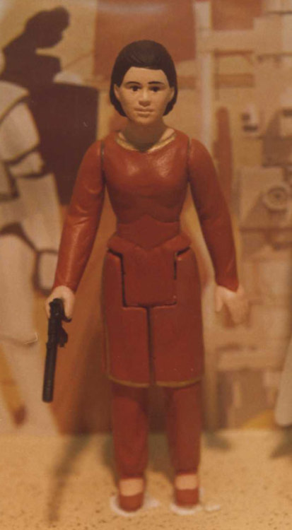 1980 Kenner Toy Fair? - ESB Princess Leia Bespin