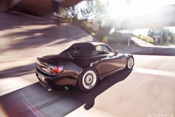 matthewpham:  Steven's S2000 running BBS RS wheels. I seriously do not think I've seen a better looking stanced S2000 in my life.