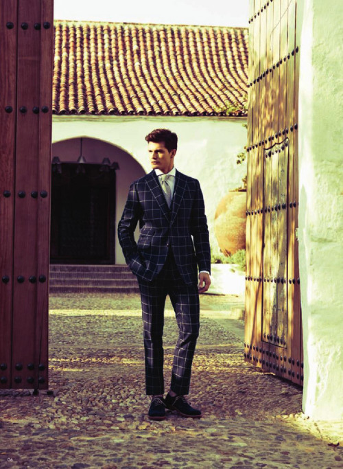 mensfashionworld:  Scapa Spring Summer 2012