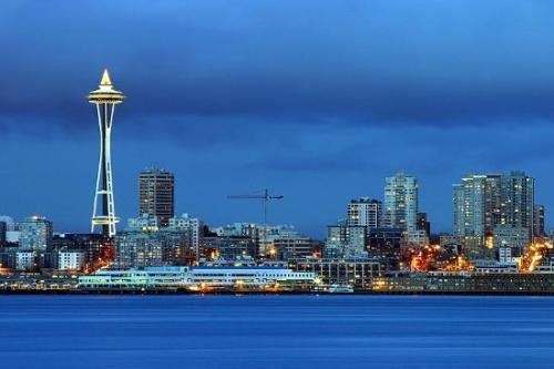 Someday i will visit Seattle,WA!