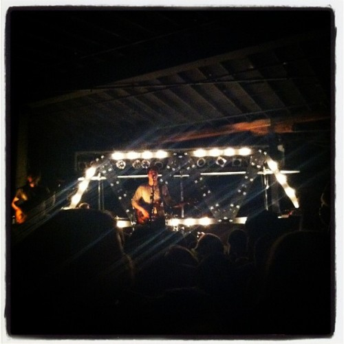 Taken with Instagram at The Cannery Ballroom