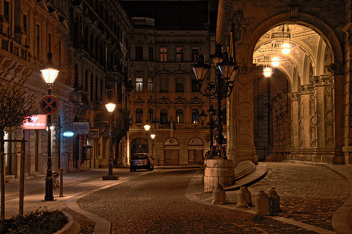 cornersoftheworld:  Hungary, Budapest (by Wineblat Eugene - Scapes)