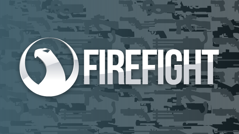Firefight is now out! You can go play it over at our Sponsors website.  It'll be coming to Newgrounds soon with 30 different Medals :D.  Edit: It is now out on Newgrounds!