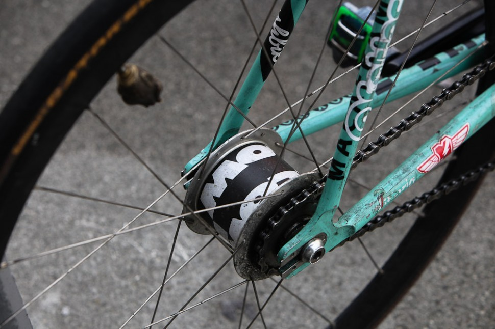 (via Beautiful Bicycle: Rai's Bianchi Concept - PROLLY IS NOT PROBABLY)