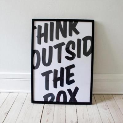 DIY: Home Art Quote Decor!