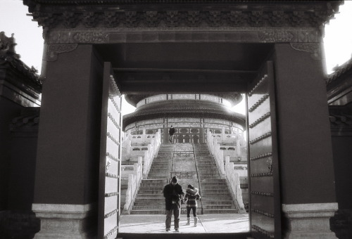 Through The Gate @ Temple of Heaven