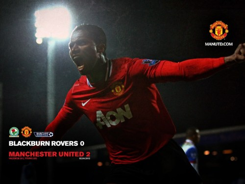 MU (2) - Blackburn (0)