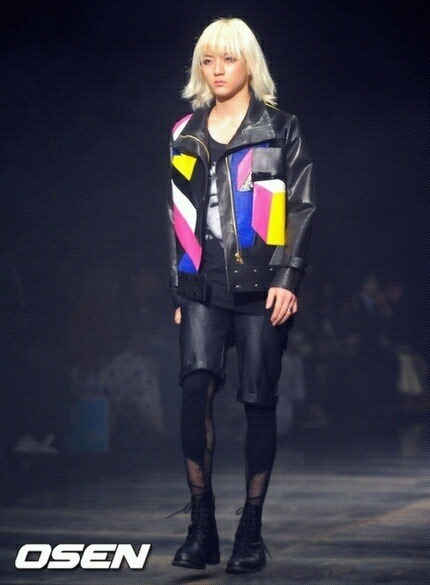 [2] ren in seoul fashion week