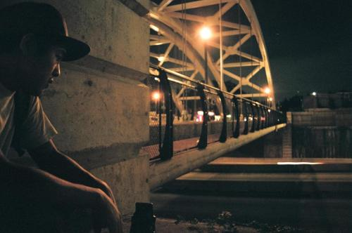 Favorite still. <3 sans-htx:  Camera: Canon EOS Rebel K2.Film: CVS Brand 400. Still my favorite <3