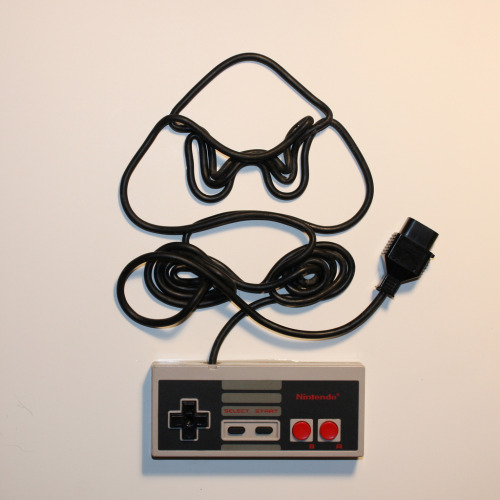 it8bit:  Ghost in the Machine: Goomba Created by Erika Iris Simmons This is one of about 60 pieces that will be featured in Erika's first solo art show at Triumph Brewery in Princeton, New Jersey beginning Tuesday June 19th and running through mid-September. Flickr || Website