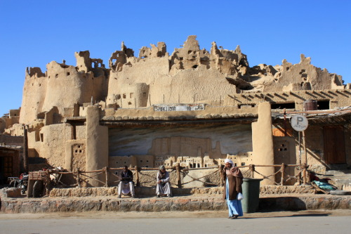 martindobovitz:  Shali Fortress in Siwa Oasis. Egypt 2012
