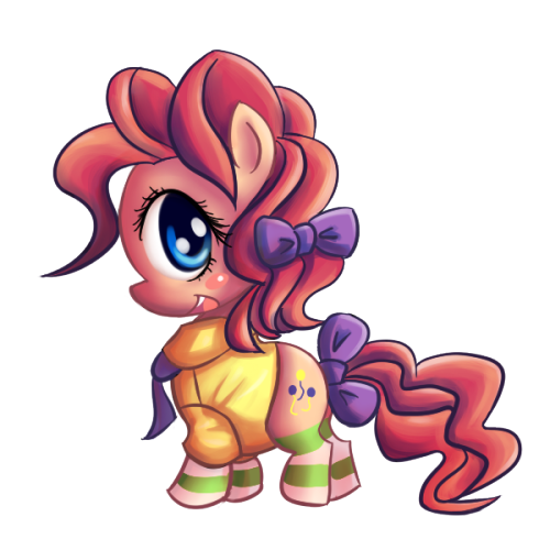 yay it's pinkie pie!