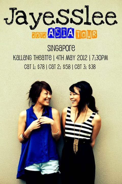 To all our Singapore fans! Guess what, we're going on an APAC tour and you guys are our first stop :D The tickets are going on for sale at 9am your time so jump onto htt://www.sistic.com.sg and please don't miss out. We can't wait to see you all!