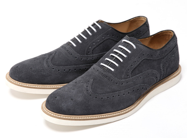 Silas / Wing Tip Shoes