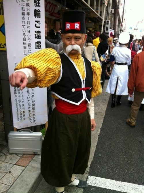 Is this the best Doctor Gero Cosplay ever?
