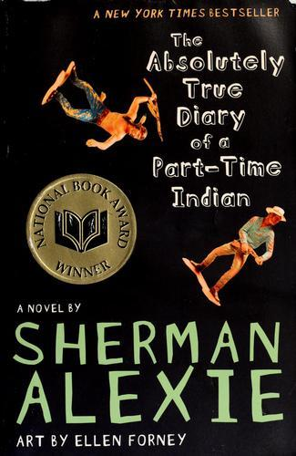 Have you ever read Sherman Alexie's The Absolutely True Diary of a Part-Time Indian? No? Oh, you should. You really should.    hellogiggles:  Young Adult Education: NOT ALONE IN OUR LONELINESS: 'THE ABSOLUTELY TRUE DIARY OF A PART-TIME INDIAN' BY SHERMAN ALEXIEby Kerry Winfrey