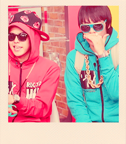 "15 Day OTP Challenge Day 1: Your ultimate favorite OTP → GTOP (탑뇽)  ""We became friends dancing and rapping in the neighborhood together and grew apart when I moved, but I contacted him again [about Big Bang]. TOP hyung said, 'Awesome, that's my dream'""  G-Dragon ♥"