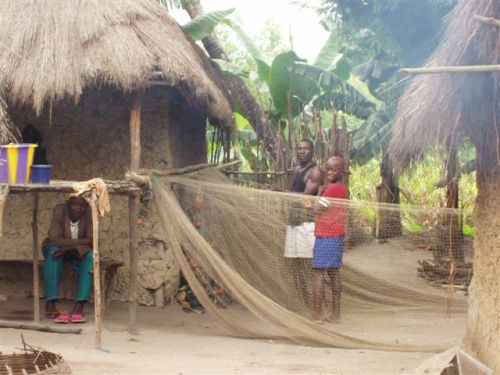 Bompehtoke Village Sierra Leone, West Africa The Magic Penny has built a school, community center, drinking water wells, and sanitary facilities. Our next projects are: TMPI is undertaking another great effort - to build a middle school! School Garden – the creation of a one-acre garden will allow students to grow crops and tend small animals.  Materials needed include tools and gardening implements, seeds, plants, small animals such as goats, sheep and chickens, and fencing. Paving – the Sierra Leone climate supports constant mud underfoot, thus there is a great need to create walkways around much of the school area. The children will also need a recreational field of approximately 5,000 square feet to play sports.  It is also essential to create a covered patio that will serve as a kitchen area for the school.