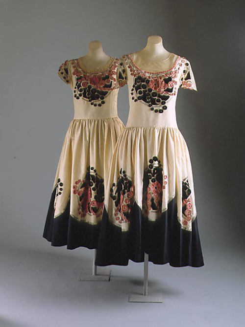 omgthatdress:  Robe de Style Jeanne Lanvin, 1925 The Metropolitan Museum of Art