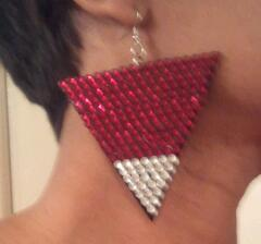 RedHautes $20  If you would like to purchase, email me at preciousanddevin@gmail.com
