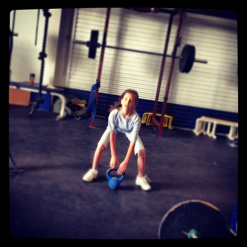 #CrossFit is for everyone of all ages!!! (Taken with instagram)