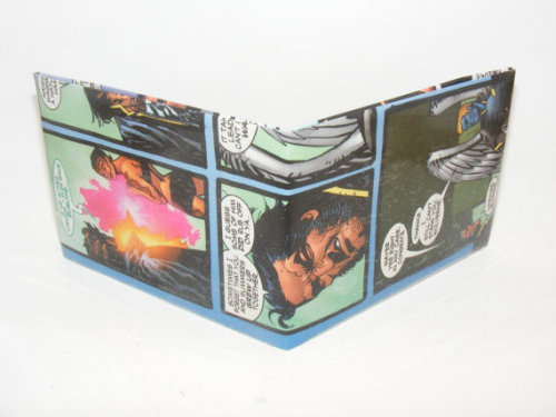 micahmyers:  Comic Book Wallet// X-Men// Chamber, Stacy X, Wolverine, and Archangel (via Comic Book Wallet// XMen// Chamber Stacy X Wolverine by micahmyers)