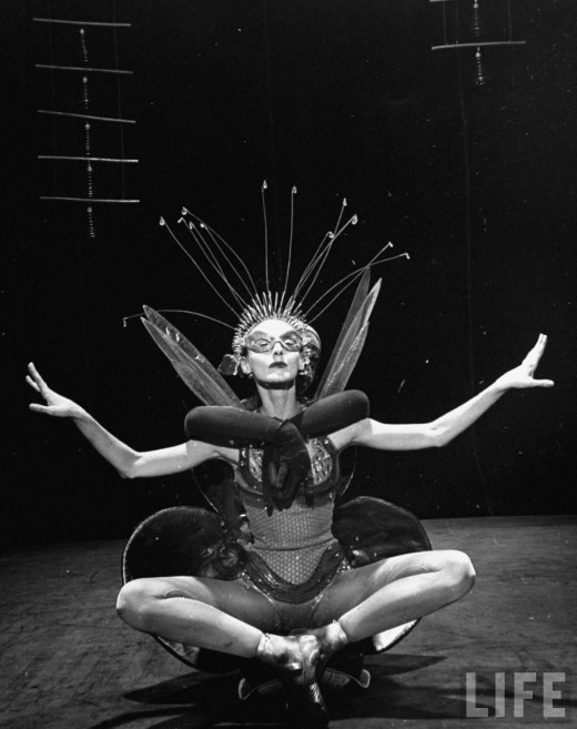 Metamorphosis 1953 New York Ballet Company