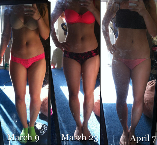 beforeandafterweightlosspics:  trainingdirty.tumblr.com ~10 lbs lost For more before and after weight loss pics every day, click HERE to follow