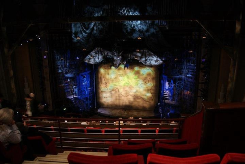 nocturnalflowers:  Wicked at the Apollo Victoria Theatre