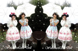 _ kawaii sweet lolita girls