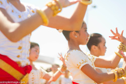 asimpleimage:  Cambodian Culture show at MacArthur Park