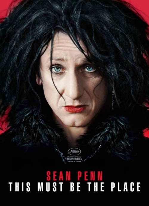 This Must Be The Place. Why haven't I see this film YET starring Robert Smith, I mean, Sean Penn?! Trailer [here].