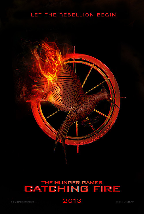 panemlights:  The Hunger Games: Catching Fire Poster