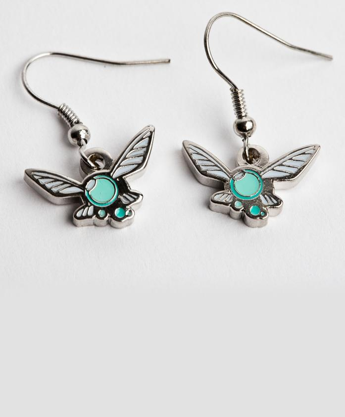 ikuroda:  Navi earrings. So much want. ♥   I'd love a pair of those! =O