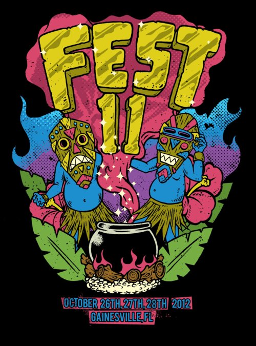 partylifestyle:  ummuhh:  wewereskeletons:  Hey, we're playing Fest 11 and we're predictably stoked. A ton of our pals are playing too, check out the full lineup at www.thefestfl.com !!  never not excited about punk shows, the perfect way to end my quarter-life-crisis-emotional-runaway roadtrip, c u there?  raf said i could ride out with them. currently iso a cheap plane ticket back so i can be at work the next day or day after. SEE YOU THERE MAYBE.  adam you are going! no questions asked.