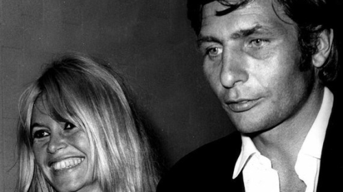 Gunter Sachs and Brigitte Bardot  Sachs courted her by flying over her villa on the French Riviera in a helicopter and dropping hundreds of roses. They were married on 14 July 1966 in Las Vegas.  Singer/Writer/Model/Muse currently between London and the rest of the world… http://www.catherinekubillus.com