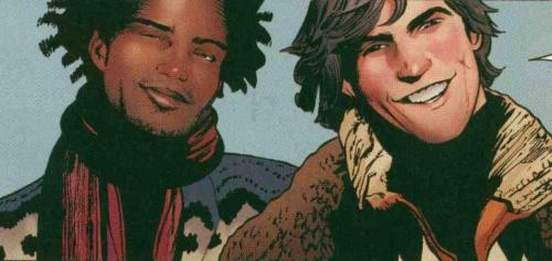 "COMICS: ASTONISHING X-MEN #51 Promises ""Something That Has Never Been Seen Inside The Pages Of A Marvel Comic""  Although it hasn't yet been officially confirmed, the upcoming X-wedding is expected to be Northstar getting hitched to his boyfriend."