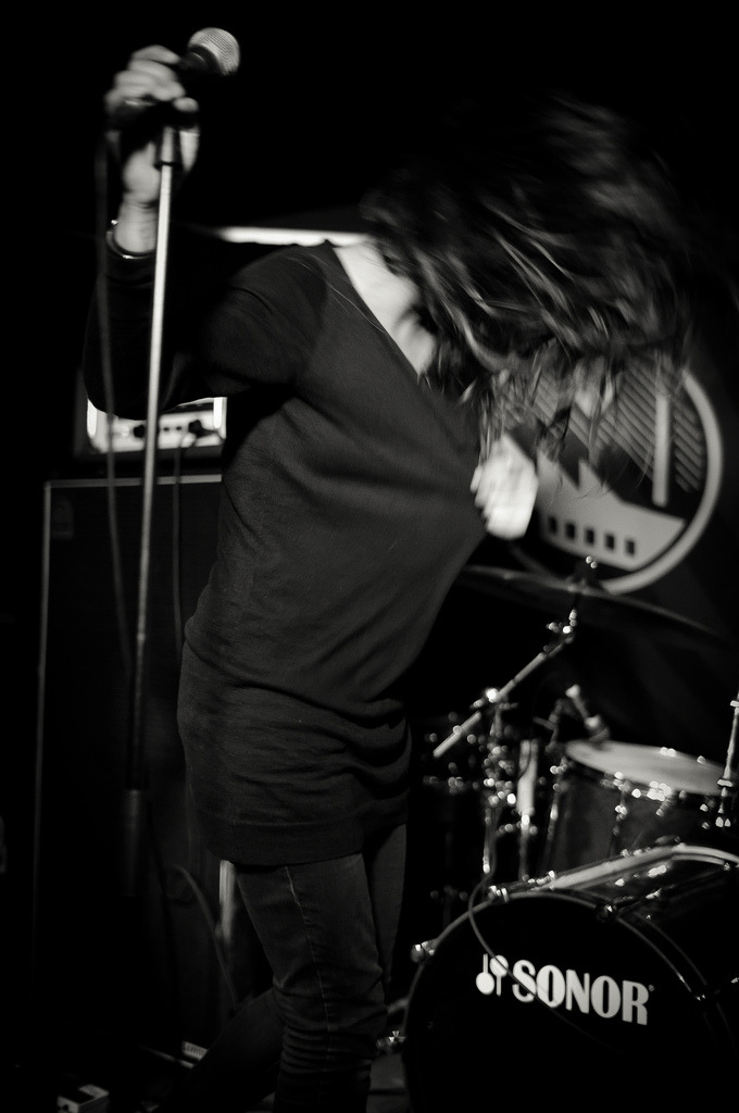 hnrkhnrk:  Oathbreaker Oathbreaker, the Secret, Rise & Fall @ Hemgården, Lund 2012-04-02